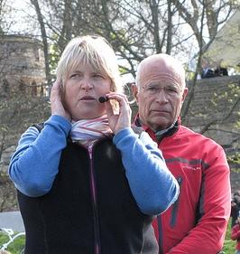 Lynne and Ian McNicoll