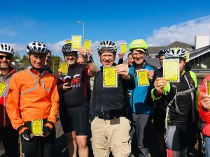 Ayr Road hill climb parking tickets